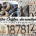CS&DIY#10: <b>Theme</b> chiffres et notre invitée Lune de Papier
