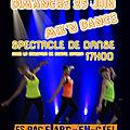 Fit'Dance à Chalais