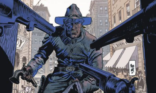Jonah Hex version Comics