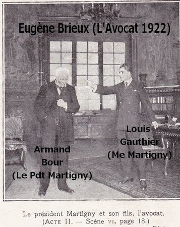 Eugène Brieux La Pte illustration n°118