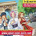Préparez-vous pour <b>Japan</b> <b>Expo</b> - édition 2016