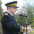 <b>COMMEMORATION</b> DE L'ABOLITION DE L'ESCLAVAGE 2013, MR LE PREFET