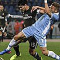 But Lazio vs AC Milan vidéo résumé 1-1
