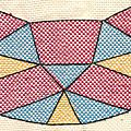 #CrossStitch (Point de croix) : Grille <b>chat</b> Origami