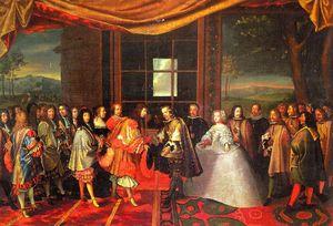 traité des pyrénées, mariage Louis XIV