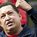 HUGO CHAVEZ PASSE L'ARME A GAUCHE !