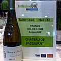 MILLESIME BIO 2013 : Des Vins splendides et...quelques nuages  l'horizon!