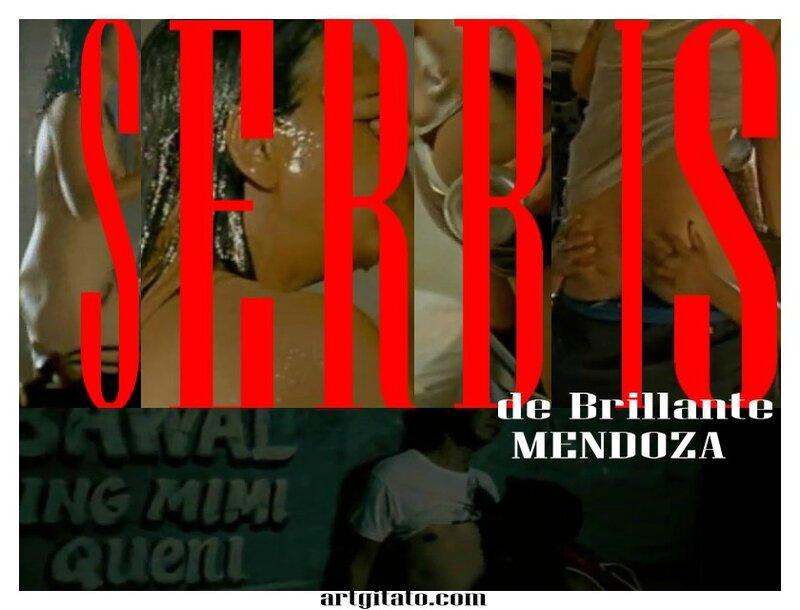 Serbis de Brillante Mendoza Affiche