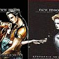 Couverture du volume 2 du roman graphique de <b>New</b> <b>Moon</b>?