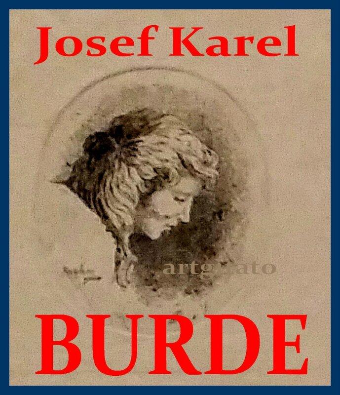 Josef Karel Burde Dessin 1 Artgitato D'après Raphael