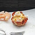 COQUES De Coppa Aux Crevettes