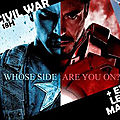 Soirée movie and draw <b>Captain</b> <b>America</b> Civil War