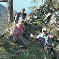 <b>Rocher</b> du Pin 1093 m de la route de Currière
