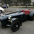 <b>Lotus</b> Mark VI-1955