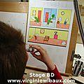 Stage de création d'une planche de BD les 27, 28, 29 août 2014 - Camphin en Carembault (59)