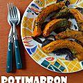 Potimarron Rôti au <b>Pesto</b>