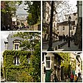 balade  <b>Montmartre</b>... suite