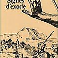 _Signes d'exode_ d'Elie Wiesel (1985)