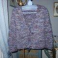 Noël 2006 Pull pour Anne-Laure