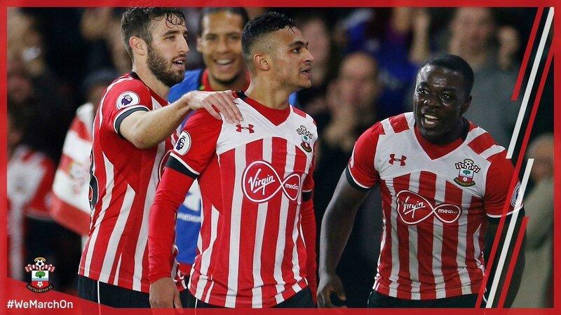 but boufal Southampton Sunderland
