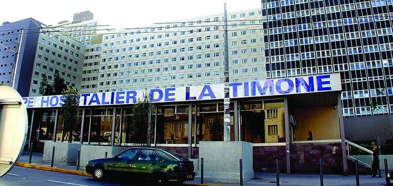 Timone chr Marseille
