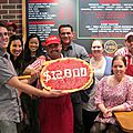 <b>Bon</b> <b>plan</b> à New York : profite de la part de pizza à 1 $ pendant le Slice Out Hunger