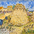 Christie's offers <b>van</b> <b>Gogh</b>'s 'Mueles de Blé' - Poised to set an auction record for a work on paper by the artist