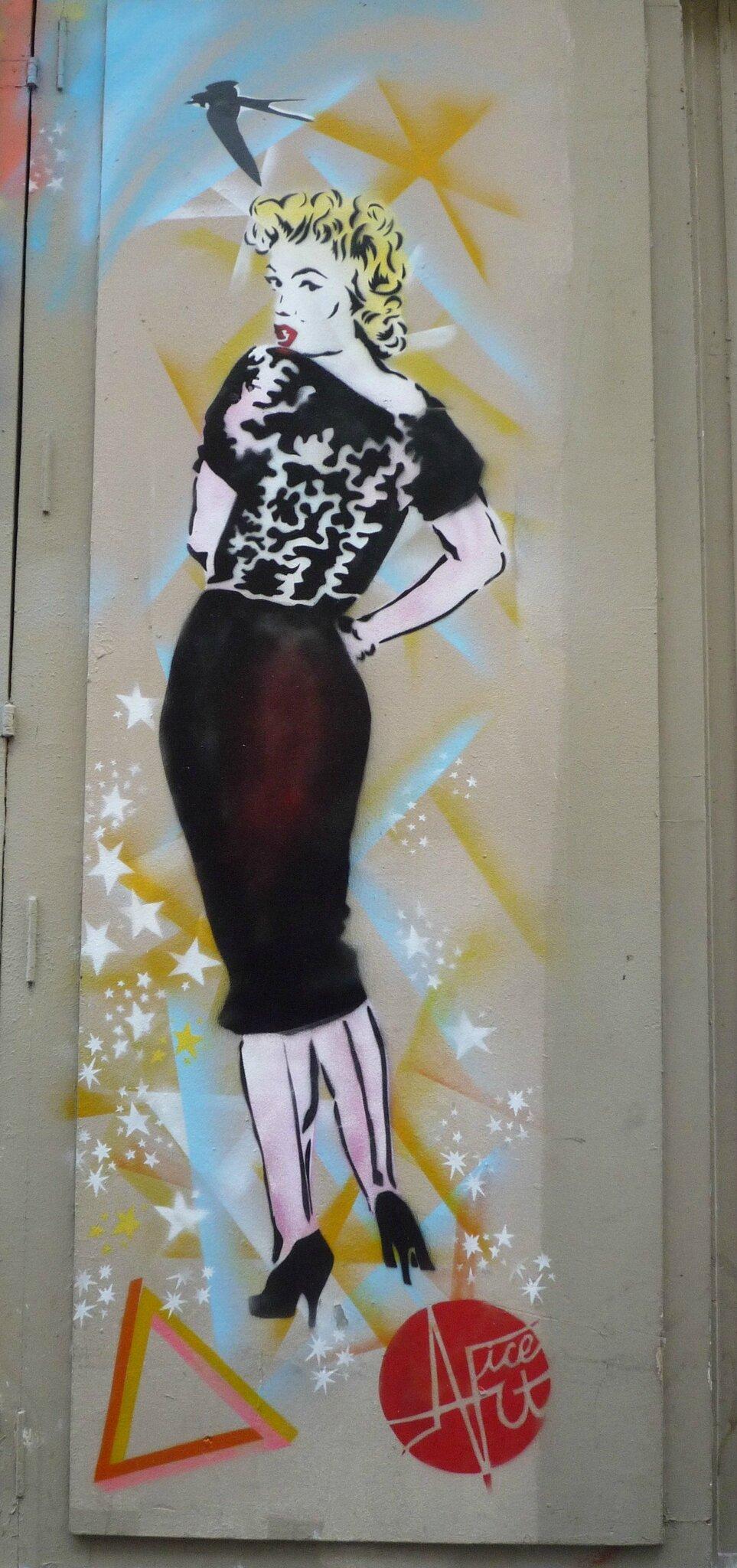 Nice art - rue de la Folie-Méricourt (6)