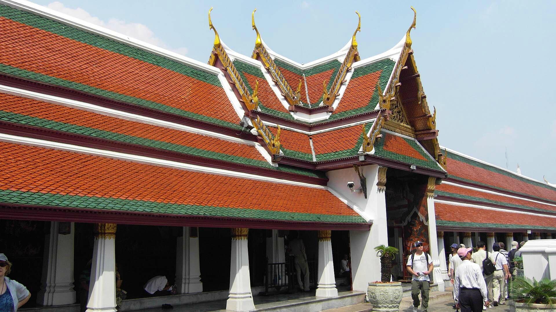 BANGKOK_Palais Imperial batiment