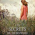 Romer, anna : les secrets de thornwood house
