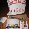 Salon cuisinez !! octobre 2007
