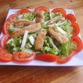 Salade cesar simplifiée