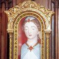 Bécherel, église Notre Dame, statue de Notre Dame