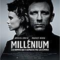 Millenium - Les hommes qui n'aimaient pas les femmes - * * *