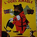 L'ours aimable 1956