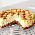 Cheesecake au fromage blanc ( économique )
