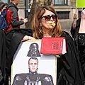 Paris : avocats, magistrats et…