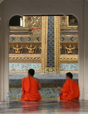Bangkok - Wat Phra Kaew