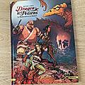 Nous avons découvert le tome 2 Le Bedonnat et le <b>Balafré</b> Dragon & Poisons de Bauthian et Morse (Editions Drakoo)