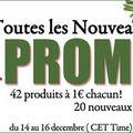 Super promo et freebie!!