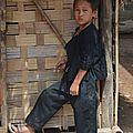 enfant du Laos