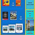Festival du livre de collioure 2017