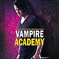 Poster Dimitri Vampire Academy movie