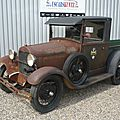FORD Model A 2door <b>pick</b>-<b>up</b> 1929