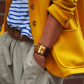 Des touches de jaune ...