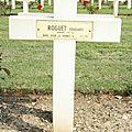 Sergent Édouard ROGUET