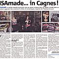 ISAmade ... in <b>Cagnes</b> ...Mode made in France