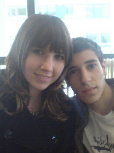 10 - Yassence...et Aurélia [Aurélia, septembre 2007]