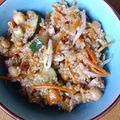Salade estivale au quinoa