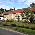 Thornton Le Dale, North Yorkshire, Angleterre